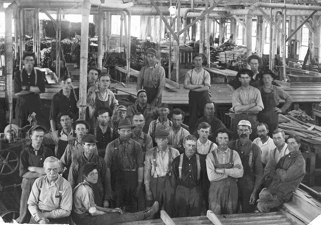 Connor Company Mill